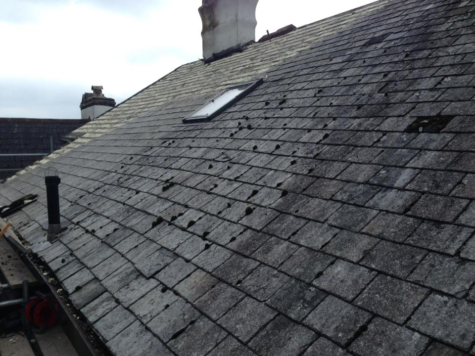 Roof Repairs Newton Abbot