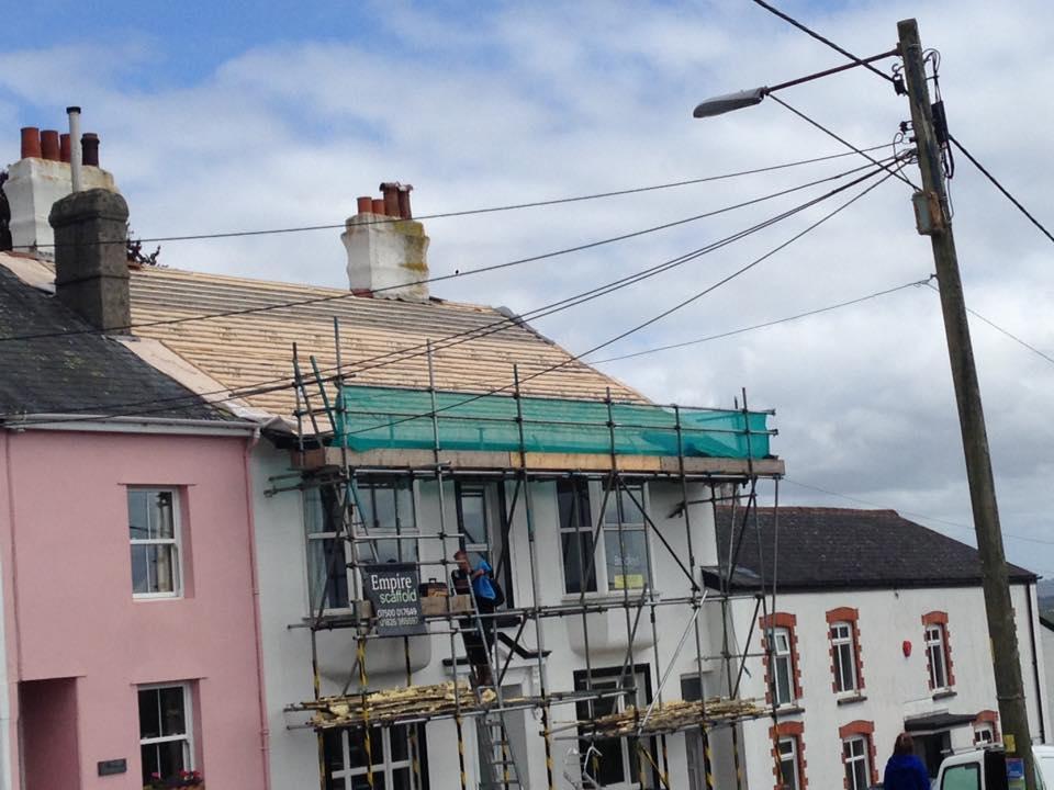 Roofer Devon