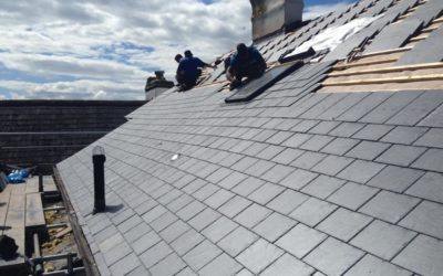 Roofing Project: Bovey Tracey