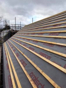 Roofing company South Devon