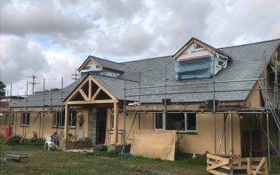 New Roof: Darmouth