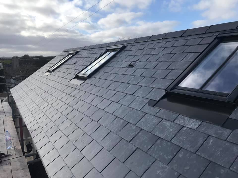 Roofing Project, Denbury