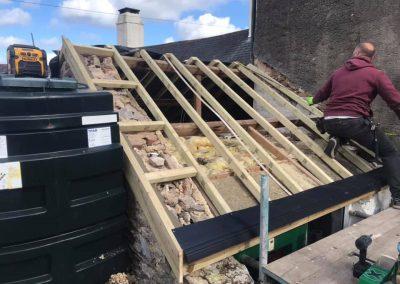Roof Replacement Ipplepen