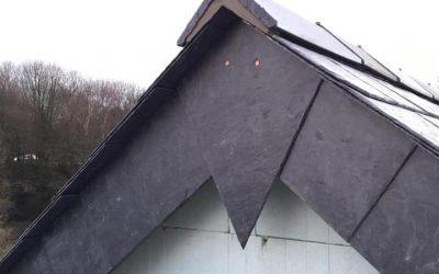 Full New Slate Roof: Ashburton