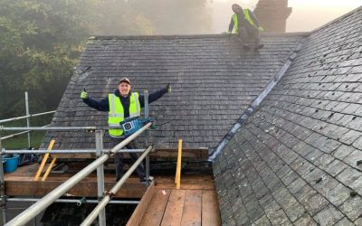 Roof Replacement: Newton Abbot
