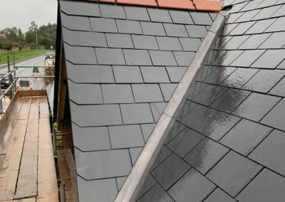 Natural Slate Roof, Kingskerswell