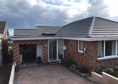 bungalow re roof teignmouth