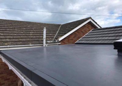 Bungalow re roof: Teignmouth