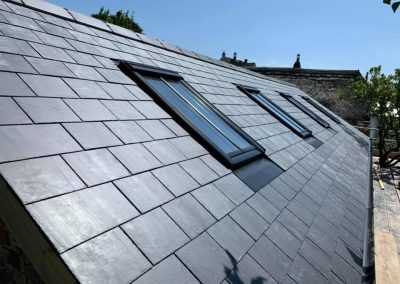 Natural Slate Roof, Ogwell