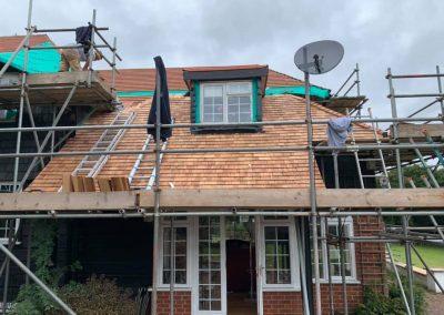 cedar shingle roofing specialist