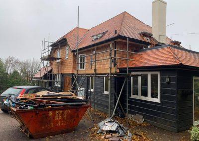 cedar shingle roof, Maidencombe (21)