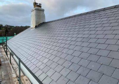 slate roof, Slapton (10)